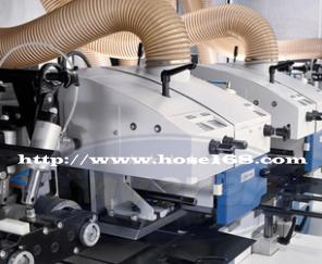 鑫翔宇PCB钻孔机吸尘管耐磨损、使用寿命高