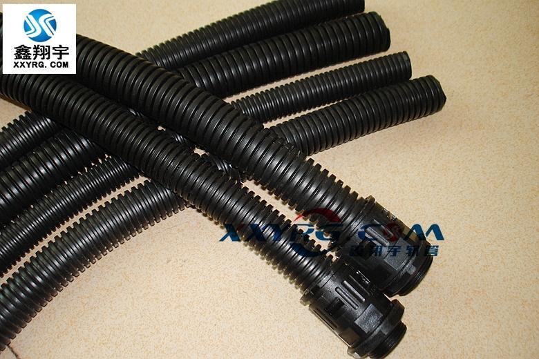 PP阻燃穿线塑料波纹管
