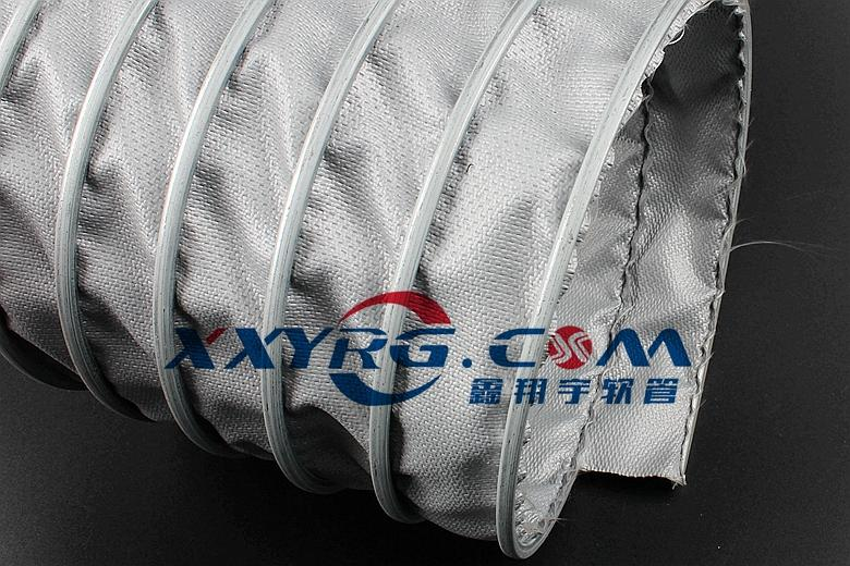 XXYRG0408耐400度夹布伸缩风管