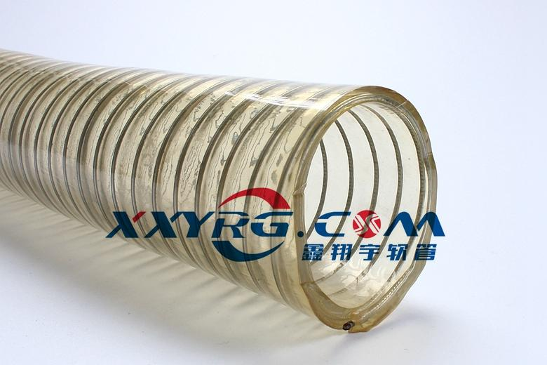 XXYRG0304/pu耐磨钢丝平滑管