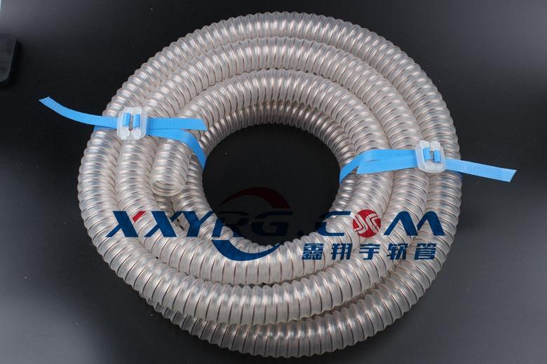 XXYRG0307/pu钢丝软管0.9mm