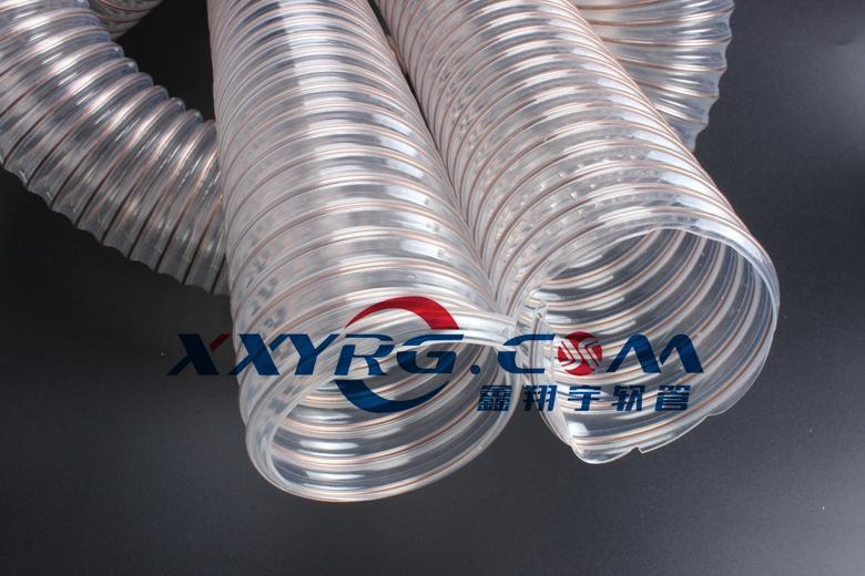 XXYRG0301pu钢丝软管0.6mm