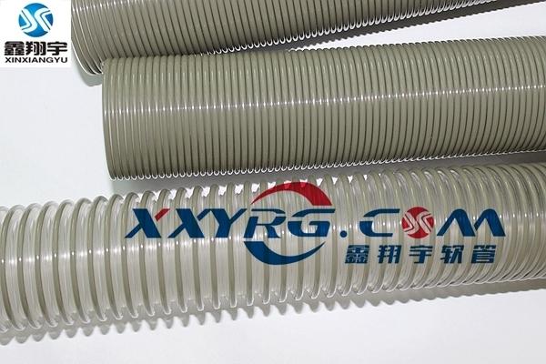 PVC弹簧伸缩吸尘软管