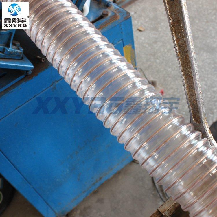 XXYRG0307pu钢丝软管0.9mm