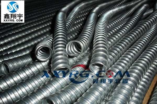 0617镀锌金属软管